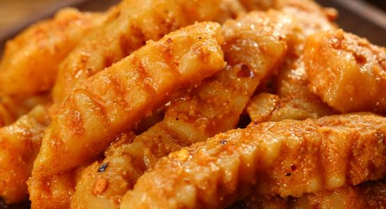 蛮馋土豆条