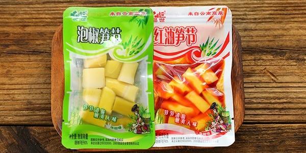 小零食,大市场!品世竹笋零食,来自云南高原的美味,代理赚钱好产品