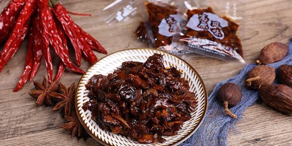 山珍菌菇休閑食品-牛肝菌
