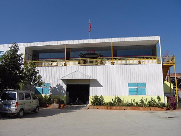 休闲食品厂办公楼
