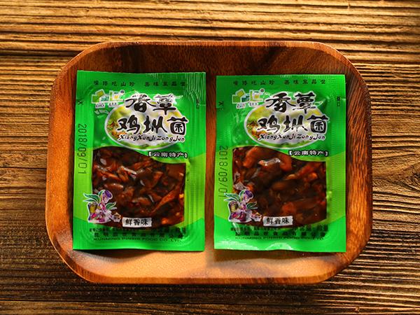 散称香蕈鸡枞菌鲜香味