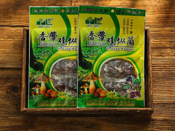 精装70g香蕈鸡枞菌麻鲜香味