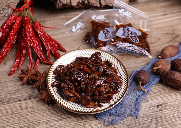 山珍菌菇休闲食品-牛肝菌